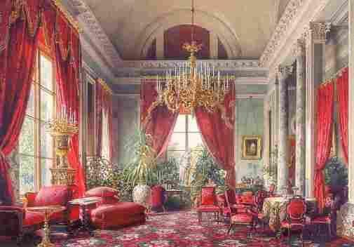 Locais - Palácio de Alexandre - Os Romanov