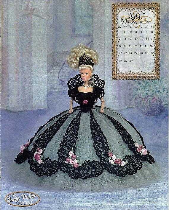 The Royal Ballgowns 1997 Master Crochet door grammysyarngarden