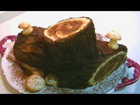 TRONCO  DE CHOCOLATE (brazo de gitano)