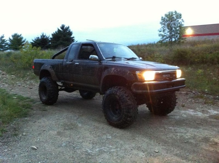 1000+ images about 89-95 Toyota pickups on Pinterest