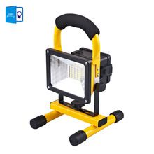US $25.20 [DBF]Portable Rechargeable LED Flood Light 30W 24LED Waterproof IP65 Camping Lamp Outdoor Spotlight Floodlight With Charger. Aliexpress product