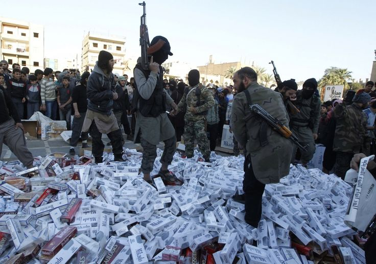 Iraq Crisis: Who are Islamic State of Iraq and the Levant, World's Richest Terror Group?