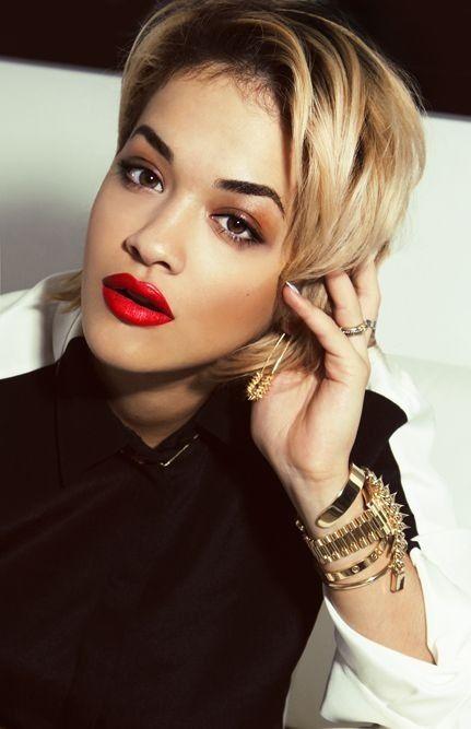 Rita Ora- Love her free spirit and beauty