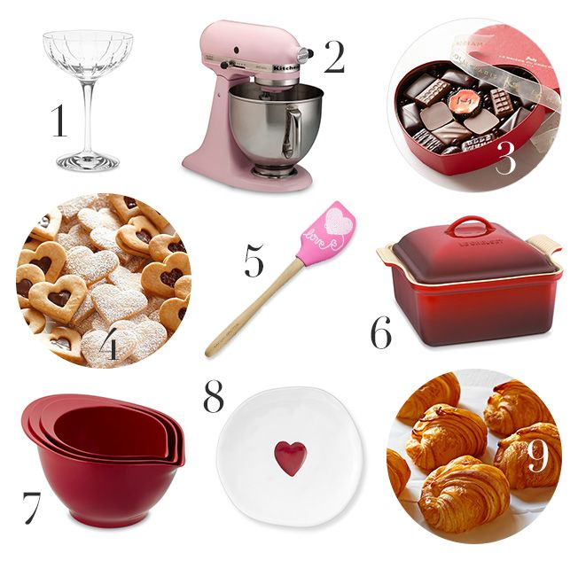 Editors' Picks: Valentine's Day Gifts from Williams-Sonoma
