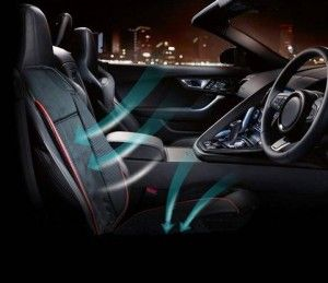 Heating And Cooling Car Seat Cushion