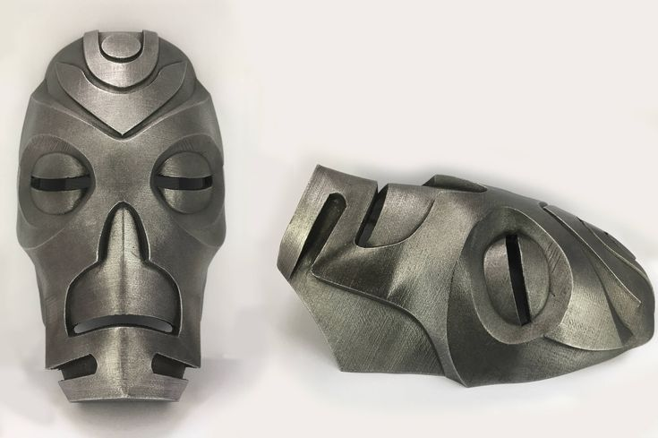 Excited to share the latest addition to my #etsy shop: Skyrim Dragon Priest Masks, 3D Printed, Unofficial