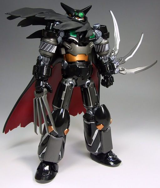 Fewture Models Black Getter Robo Ryoma Mode Repaint Version