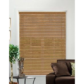 Stains Cottage Pine Wood Venetian Blind