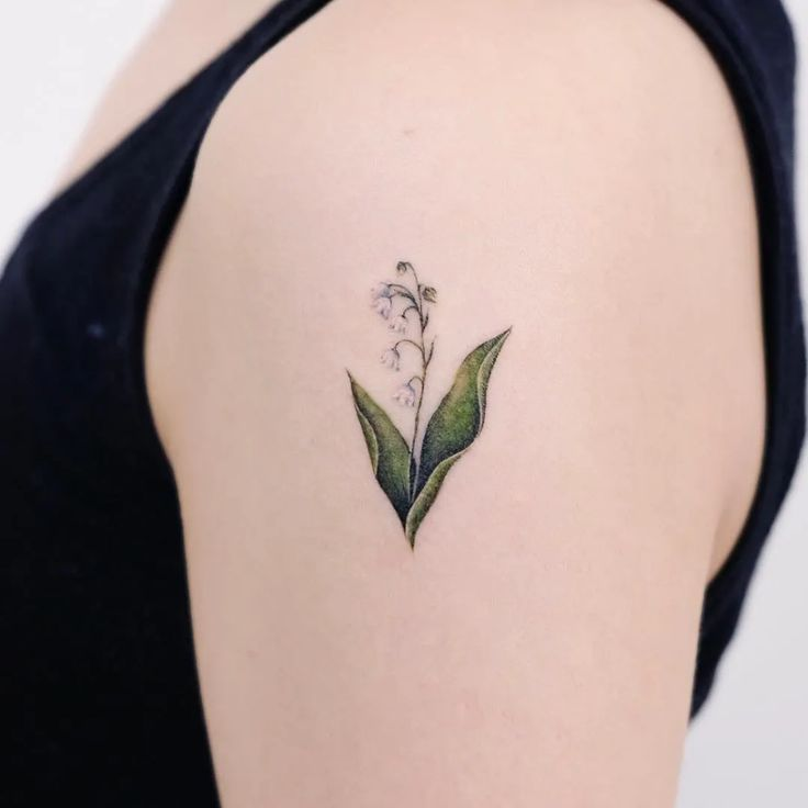 Birth month flower tattoo ideas meaning with images