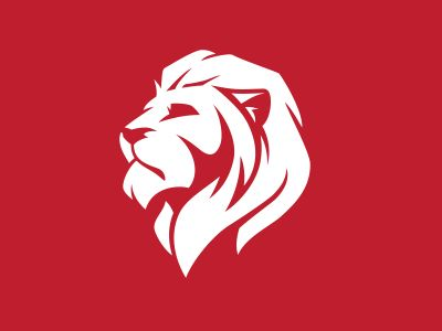 One of the quickest logos I ever did. Done as a favor for a good school. Go Lions!  NOT FOR SALE.