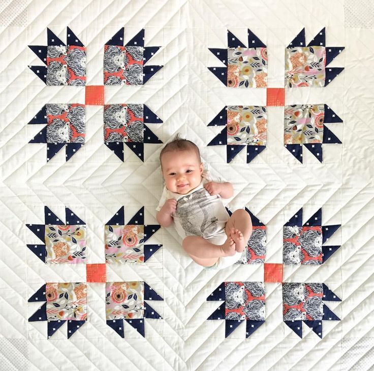 Bear Claw Baby Quilt Baby Quilts Bear Paw Quilt Quilts