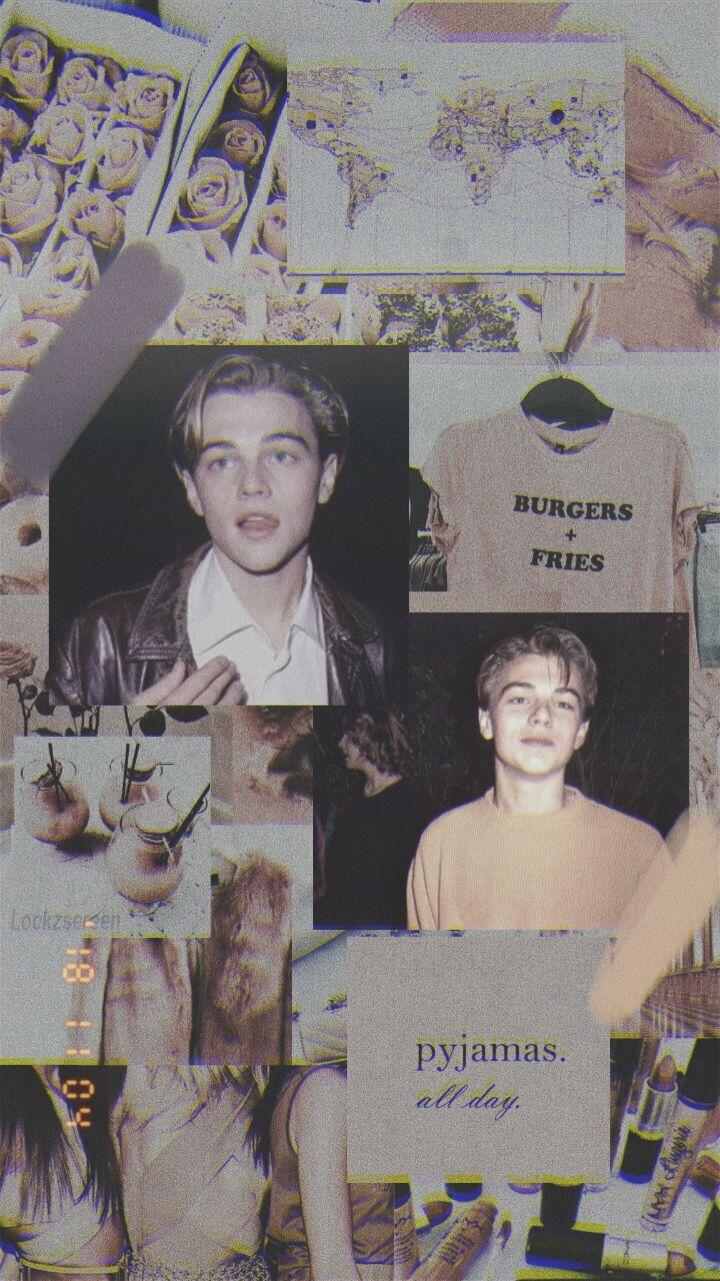 Leonardodicaprio Caprio Youngleo Young Leonardo Dicaprio Leonardo Dicaprio 90s Leonardo Dicapro Aesthetic wallpaper young leonardo