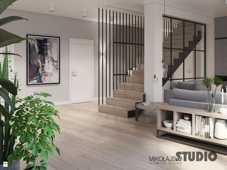 industrialne schody - zdjęcie od MIKOŁAJSKAstudio - Schody - Styl Industrialny - MIKOŁAJSKAstudio