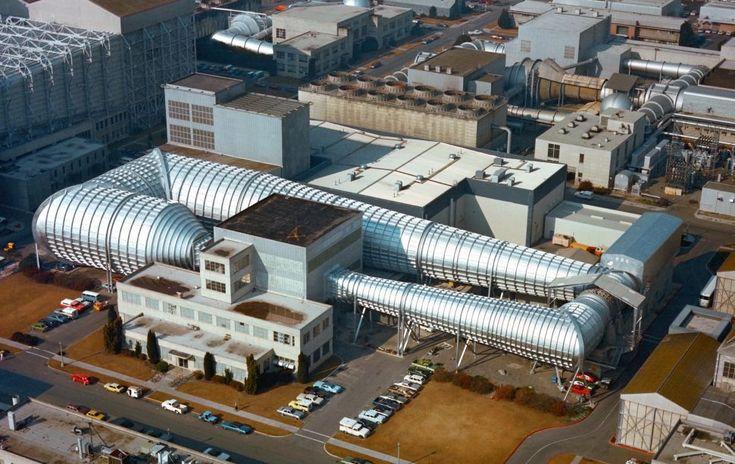 1970s,  NASA Ames Research Center, Mountain View, California