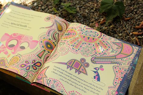 Ganesha's Sweet Tooth  Written by Emily Haynes / Illustrated by Sanjay Patel