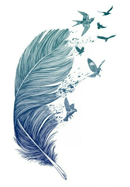 Feather <3