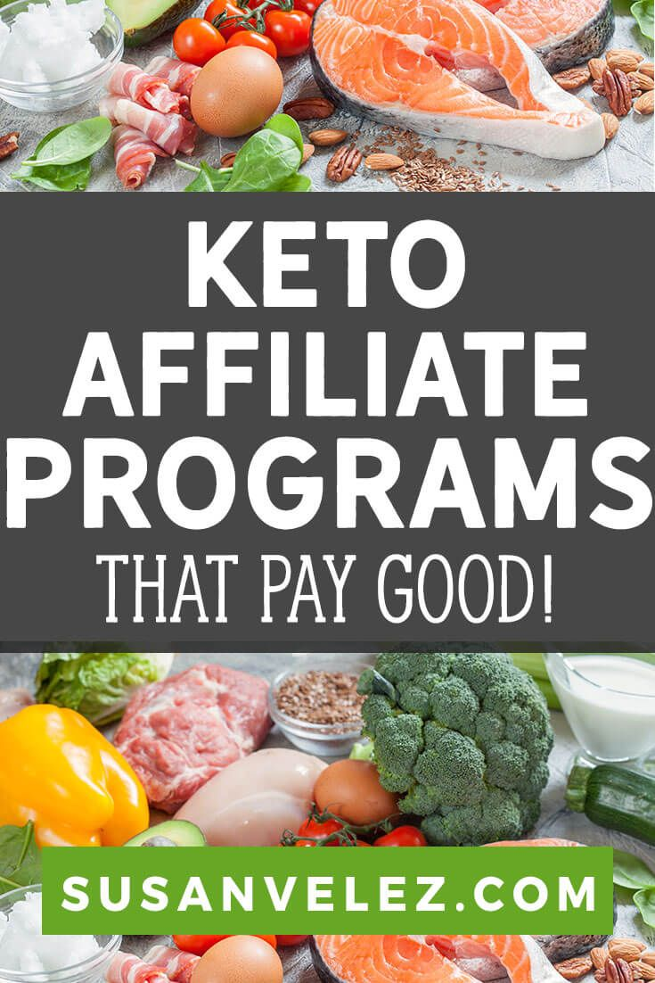7 Ketogenic Affiliate Programs That Will Earn You Money Healthy Living Blogs Keto Diet Food Dishes