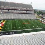The University of Maryland has joined the EasyTurf family! l university of maryland l synthetic grass l artificial grass l go green l field turf l