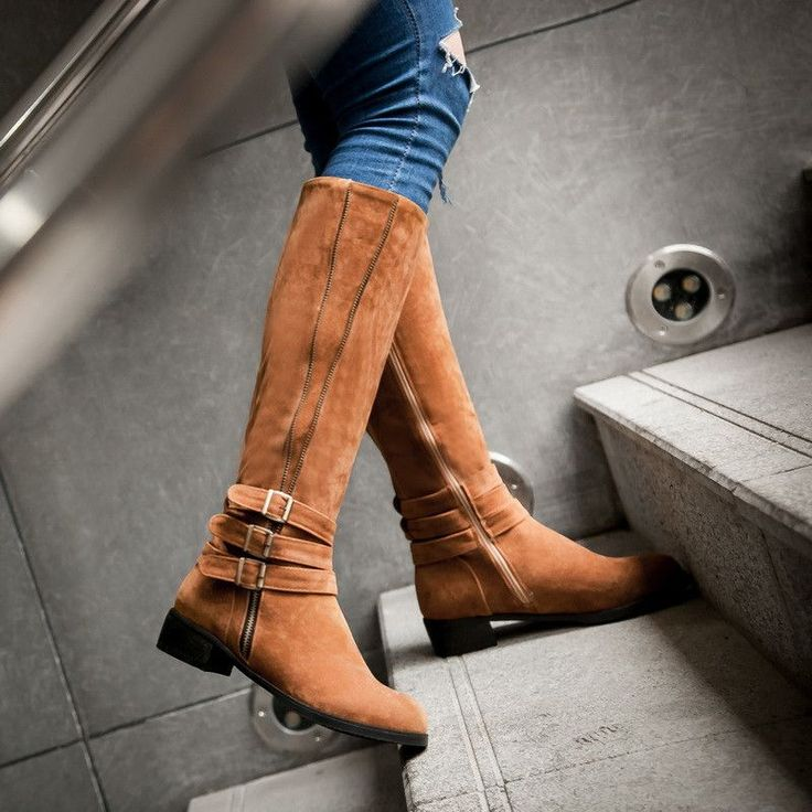 Only at Shoesofexception - Knee High - Suzy $61.99   #trendy #boots #casual #shoes #womensfashion #women #pumps #elegant