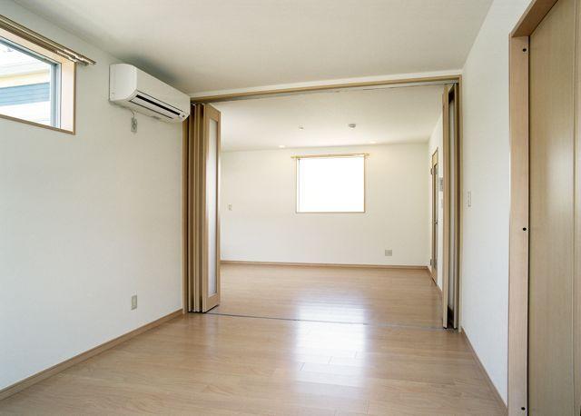 パナソニック耐震住宅工法テクノストラクチャーで建設されたアパート
