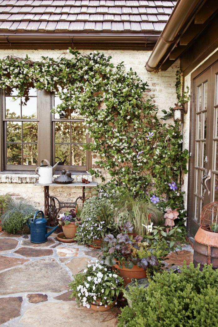 1001 Ideas Sobre Como Decorar Un Jardin Pequeno Hogar - Ideas-para-decorar-un-jardin-pequeo