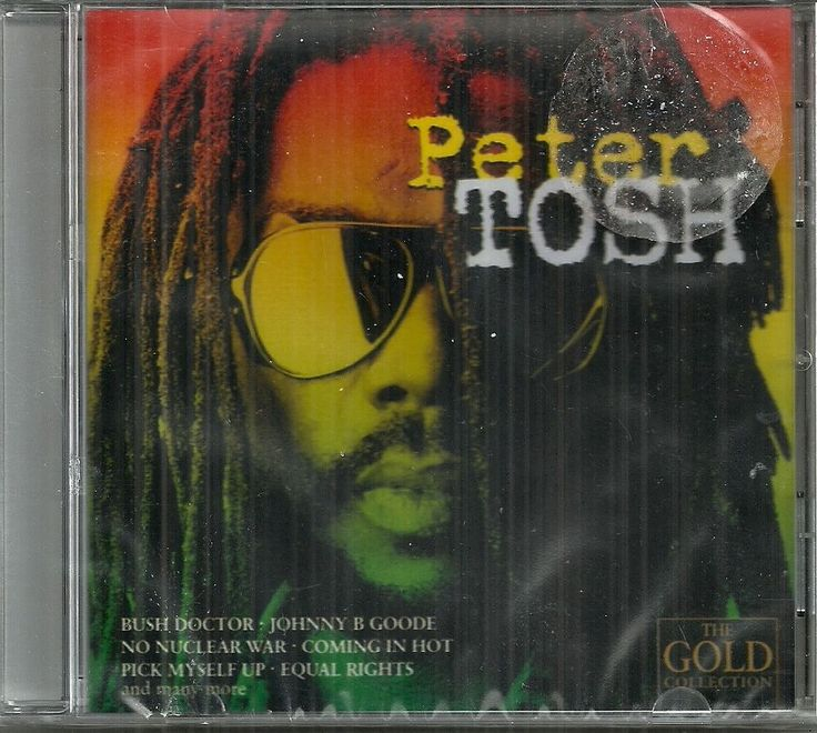 #PeterTosh : The Golden Collection - #SouthAfrica Edition #CD * New *