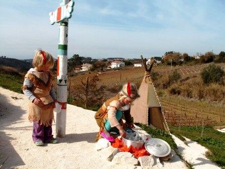 Vakantie met kinderen bij B Portugal