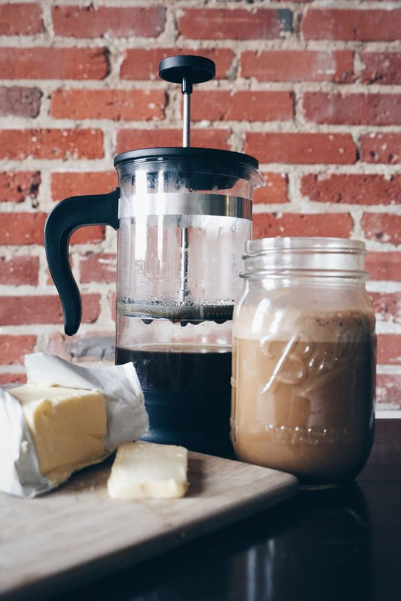 """Cocoa-Mocha buttered and coconut oil. ...Could this remotely be healthy? ...Sustain your Energy with """"Bulletproof"""" Coffee"""