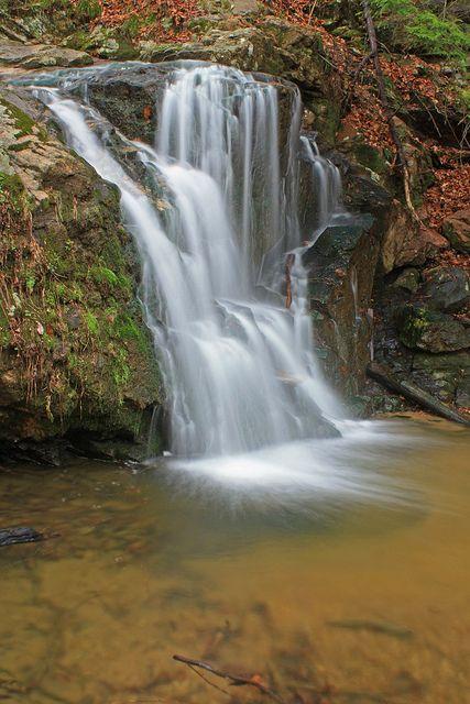 Cascade Falls, Patapsco Valley State Park, Orange Grove Scenic Area, Howard County, Maryland