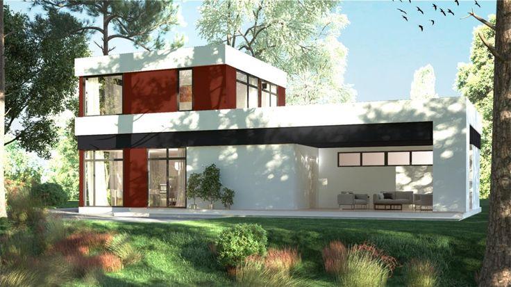Mejores 7 im genes de viviendas en pinterest casas de - Constructoras en sevilla ...