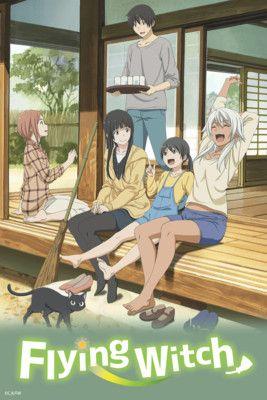 News Sentai Filmworks Licenses Flying Witch Anime