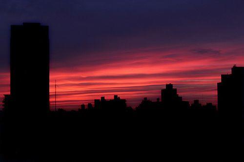 Sunset @ Rosario