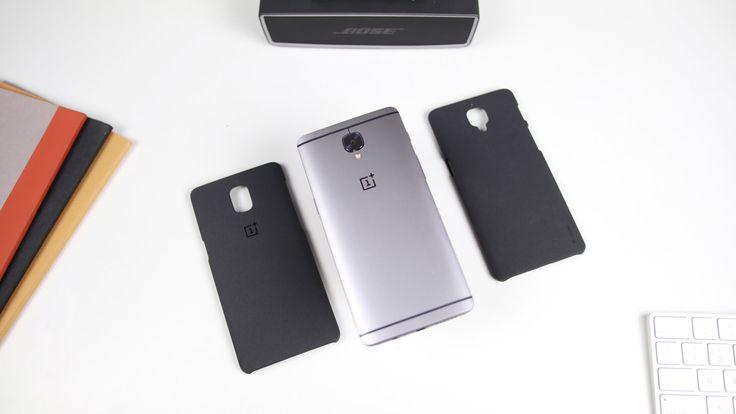 Best sandstone case for OnePlus 3!