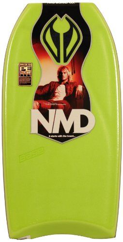 NMD Board Base Bodyboard Green 40Inch *** Details on product can be viewed by clicking the image