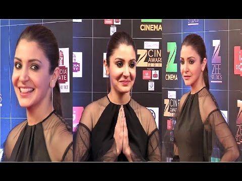 WATCH Anushka Sharma @ Zee Cine Awards 2017 | Red Carpet.  Click here to see the full video > https://youtu.be/CHC1yZ7Zi0Y  #anushkasharma #zeecineawards2017 #bollywood #bollywoodnews #bollywoodnewsvilla