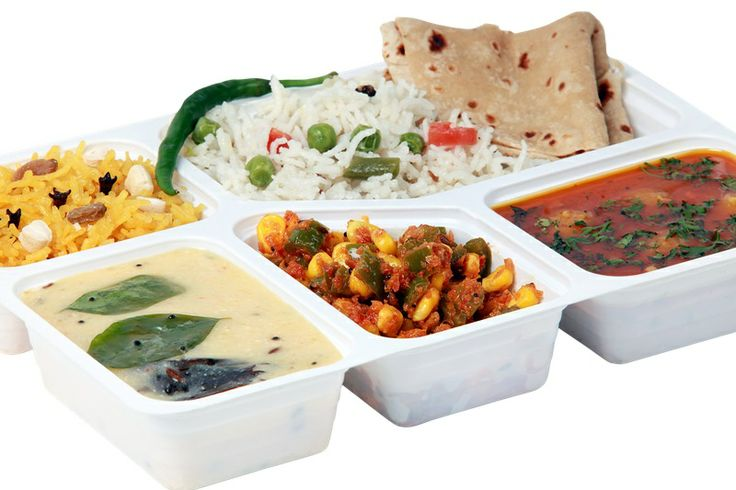 This is executive thali and contains 1 vegetable + 1 dal + 1 rice + 3 chapatis + veg salad + pickle. this cost of the thali including deliver for 30 days is Rs. 1,853 for more information log on to www.chadaro.com or call on 7498874988