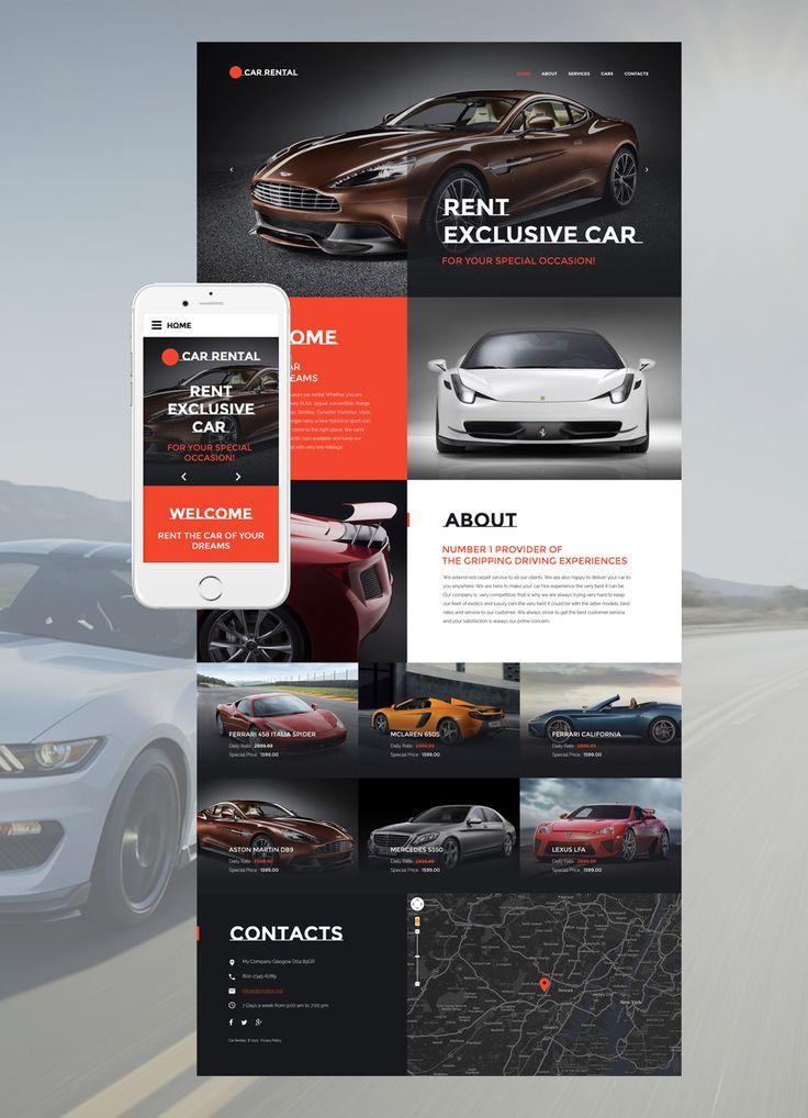 Best Car Rental Images On   Car Rental Website