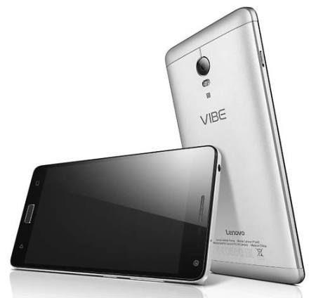 Lenovo Vibe P1 and P1m, Two New Mainstay With Jumbo Batteries