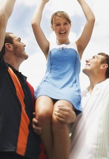 Sport mixte: cours de sport mixtes - sport pour rencontrer quelqu'un