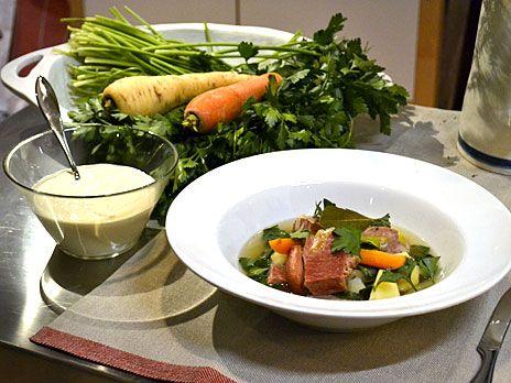 Ernst julgryta | Recept från Köket.se inte med kött utan soyaersättning