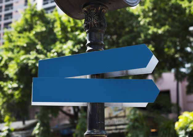 Free City Street Signs Mockup In Psd Street Signs Sign Mockup Psd