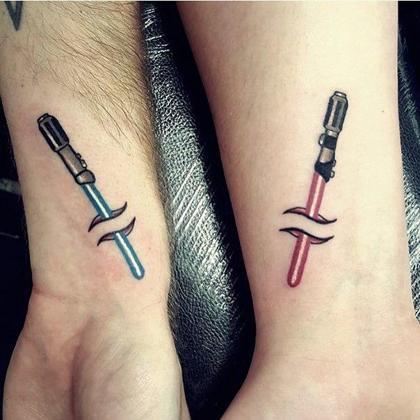 star wars lightsaber tattoo-27                                                                                                                                                                                 More