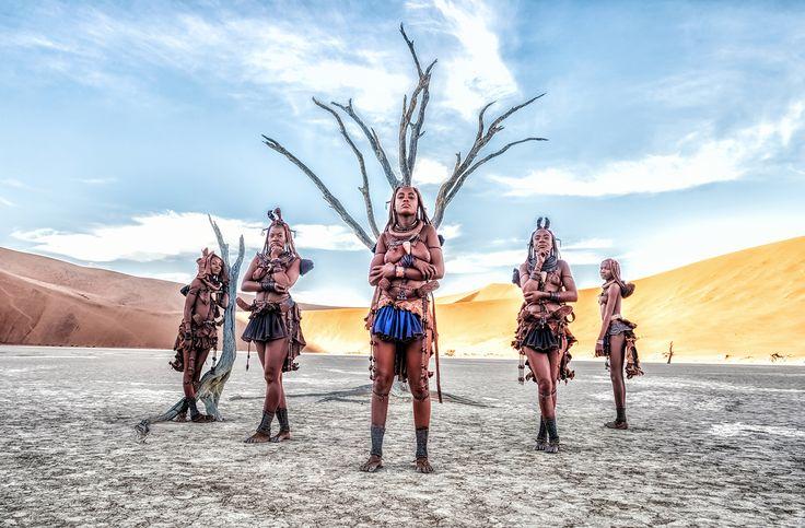 Nagi Yoshida Heroes Himba People