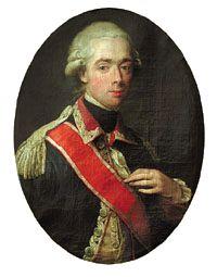 General Filip Nereusz Raczyński- chef of 9th infantry regiment