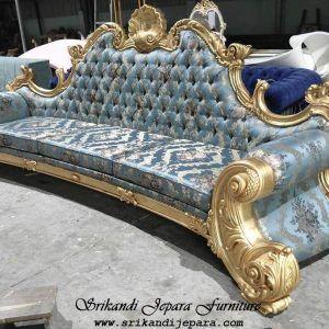 Sofa Mewah Klasik Jepara