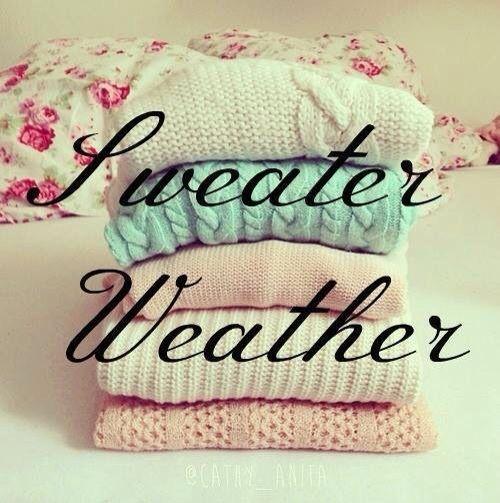 Sweather weather