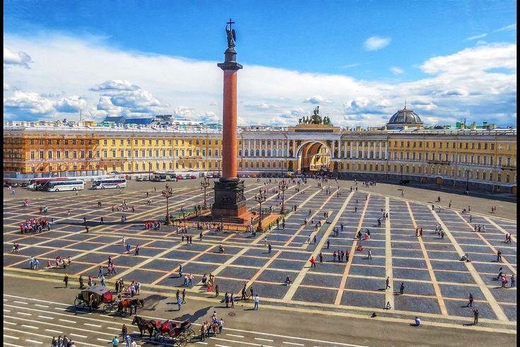 Winter Palace, Saint-Petersbourg