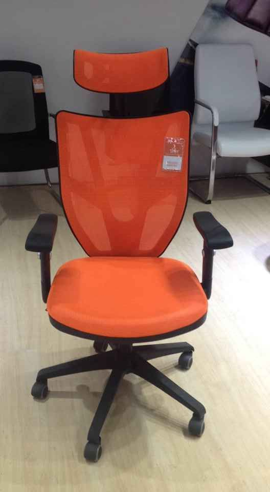 Most Comfortable Ergonomic Design Adjule Mesh Office Chair Plastic Meeting With Headrest China