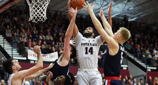 Santa Clara Vs San Francisco 2 13 20 College Basketball Pick Odds And Prediction Sportsbettingadvice Handic In 2020 College Basketball Santa Clara Sports Picks