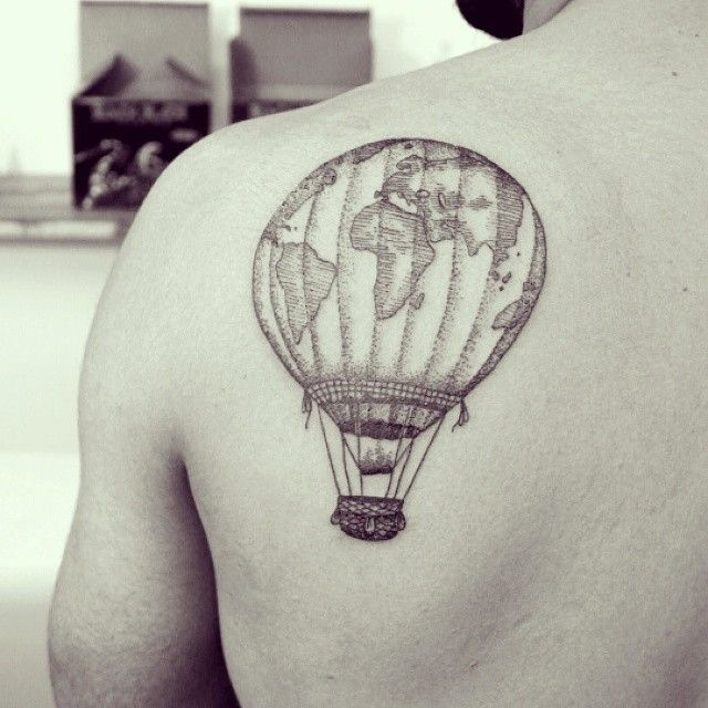 I love to travel and this will show it